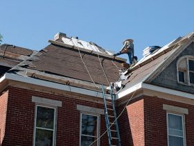 Roof Replacement Covered By Insurance