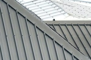Screw Down Metal Roofing