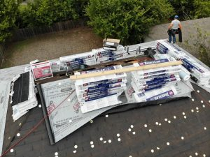 Getting Started On A Roof Installation In Buda