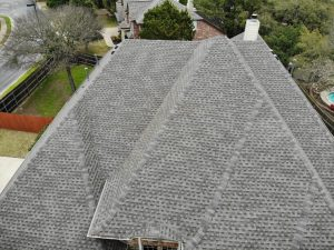 Steep Roof Installation in Spicewood