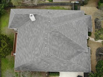 Completed Roof Jobs