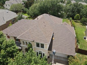 New Roof Installation In Austin