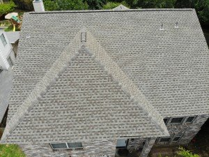 Architectural Shingle Roof in Round Rock That We Installed