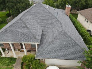 Roof Installation Completed In Cedar Park