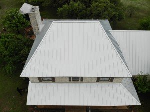 San Marcos metal roof installation