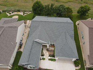 New Roof Installation Finished In Pflugerville